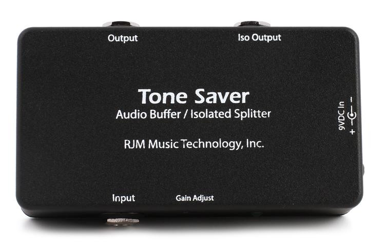 RJM Music Tone Saver Buffer and Isolated Splitter image 1