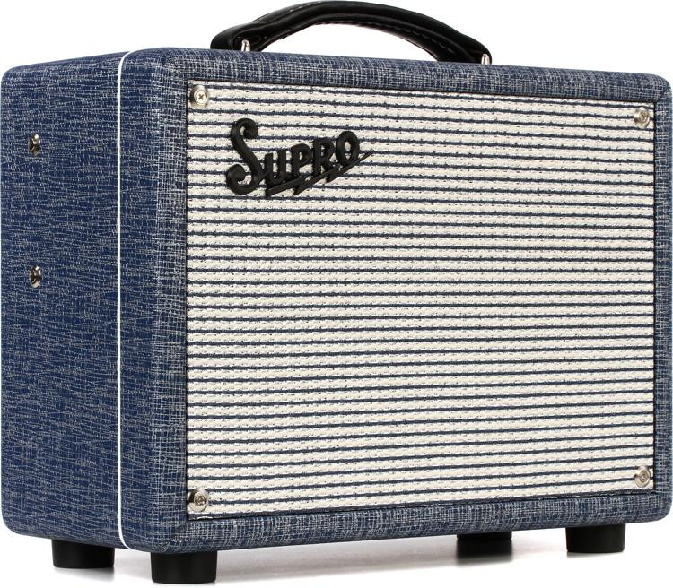 supro 1606 super 5 watt 1x8 tube combo sweetwater. Black Bedroom Furniture Sets. Home Design Ideas