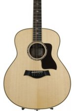 Taylor 858e 12-string - Rosewood back and sides