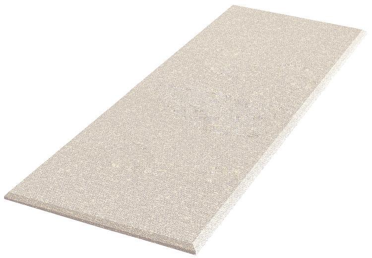 Auralex B248 Pro Panel - Sandstone, Beveled Edge image 1
