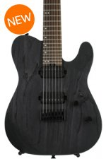 Charvel Pro-Mod San Dimas Style 2-7 HH - Charcoal Gray with Rosewood Fingerboard