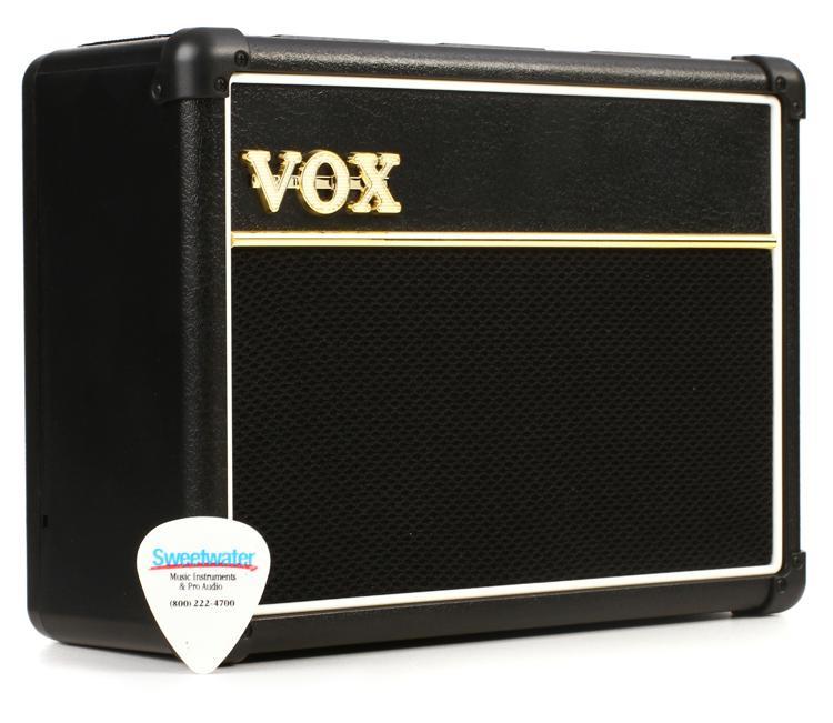 vox ac2 rhythmvox 2 watt 2x3 mini amp sweetwater. Black Bedroom Furniture Sets. Home Design Ideas