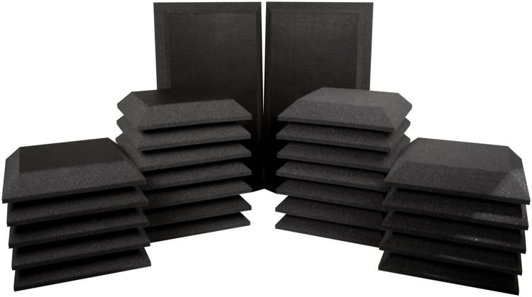 Ultimate Acoustics Studio Bundle III Acoustic Treatment Kit (26-piece) image 1