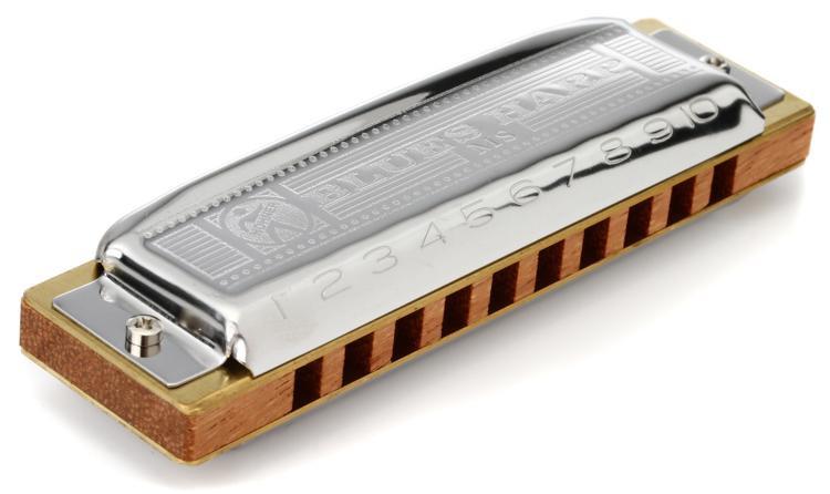 Hohner Blues Harp - Key of E image 1