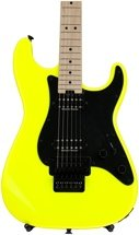 Charvel Pro-Mod So-Cal Style 1 HH FR - Neon Yellow