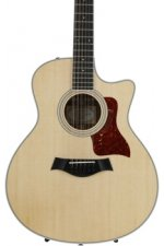 Taylor 456ce 12-string - Ovangkol back and sides