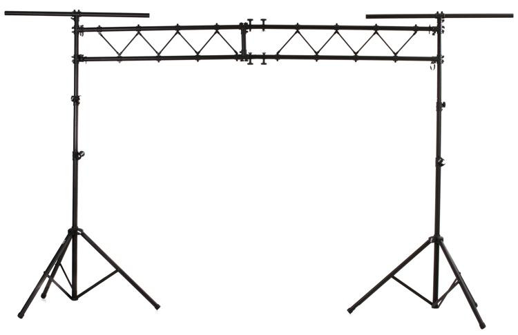 On-Stage Stands LS7730 Lighting Stand with Truss image 1
