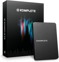 Native Instruments Komplete 11 Update from Komplete 2-10