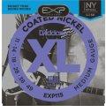 D'Addario EXP115 Coated Nickel Plated Steel Blues/Jazz Rock Electric Strings