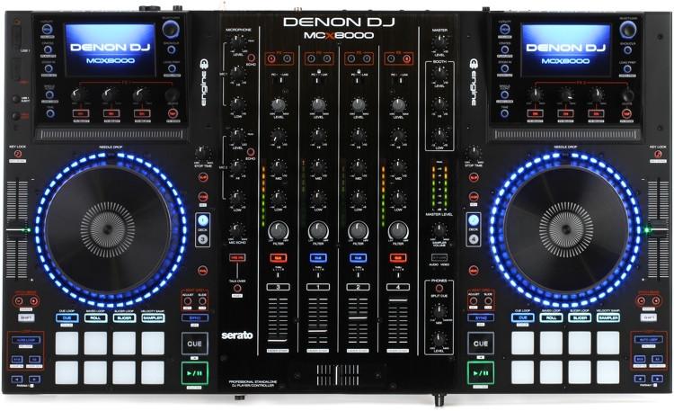 Denon DJ MCX8000 image 1