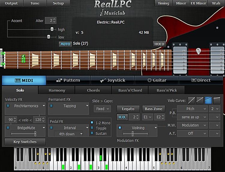 MusicLab RealLPC 4 image 1