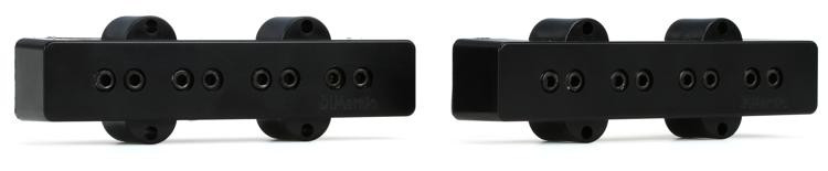 DiMarzio Model J Bass Pickup Set image 1