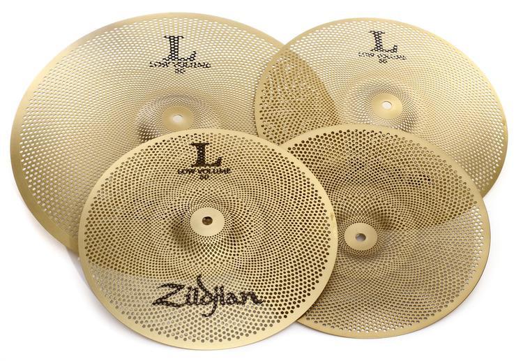 Zildjian L80 Low Volume LV348 Box Set - 13