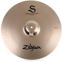 Zildjian S Series Medium-Thin Crash Cymbal - 18