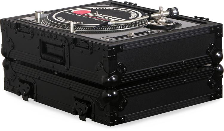 Odyssey FZ1200BL Black Label Universal Turntable Case image 1