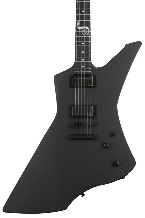 ESP LTD James Hetfield Signature Snakebyte - Black Satin image 1