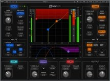 Waves eMo D5 Dynamics Plug-in