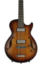 Ibanez Artcore Vintage 5-String Bass - Tobacco Burst