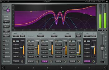Waves C6 Multiband Compressor Plug-in image 1