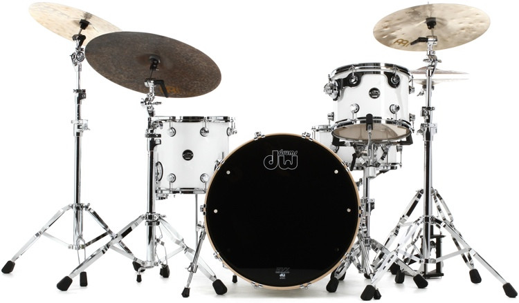 DW Performance Series 4-piece Shell Pack with Snare - 24