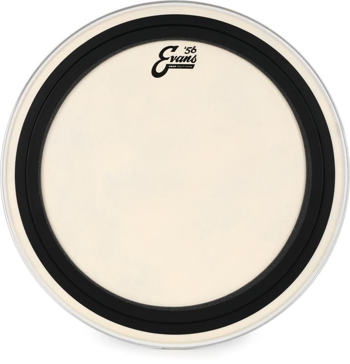Evans EMAD Calftone Bass Drumhead - 18
