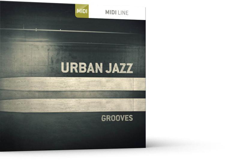 toontrack urban jazz midi pack sweetwater. Black Bedroom Furniture Sets. Home Design Ideas