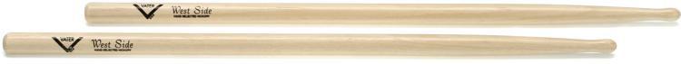 Vater American Hickory Drumsticks - West Side Wood Tip image 1