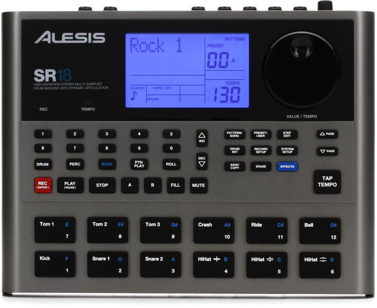 Alesis SR-18 image 1