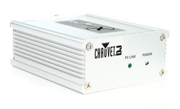 Chauvet DJ Xpress 512 512-Ch USB DMX Controller image 1