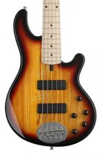Lakland Skyline 55-01 Standard - 3-Tone Sunburst with Maple Fretboard