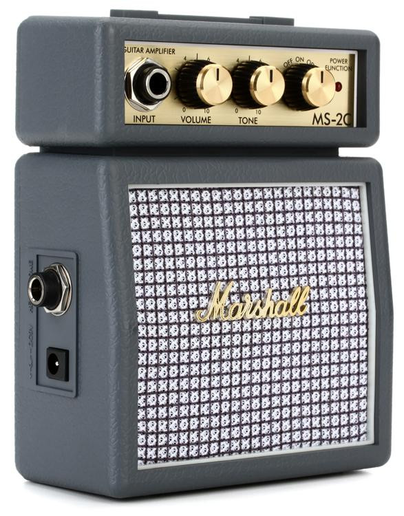 Marshall MS-2C 1-watt Battery-powered Micro Amp - Classic image 1