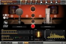 IK Multimedia T-RackS Mic Room Plug-in