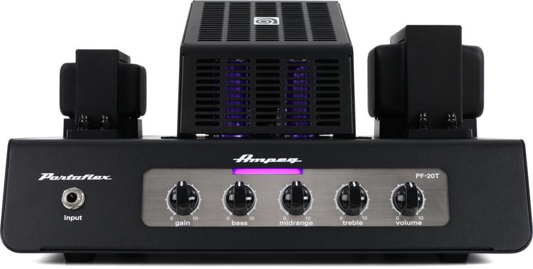 Ampeg PF-20T Portaflex - 20W All-tube Bass Head image 1