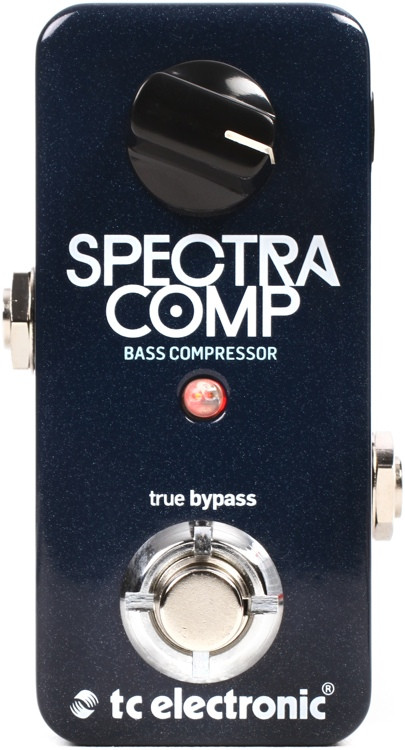 tc electronic spectracomp mini bass compressor pedal sweetwater. Black Bedroom Furniture Sets. Home Design Ideas