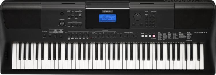 Yamaha PSR-EW400 76-key Portable Arranger image 1