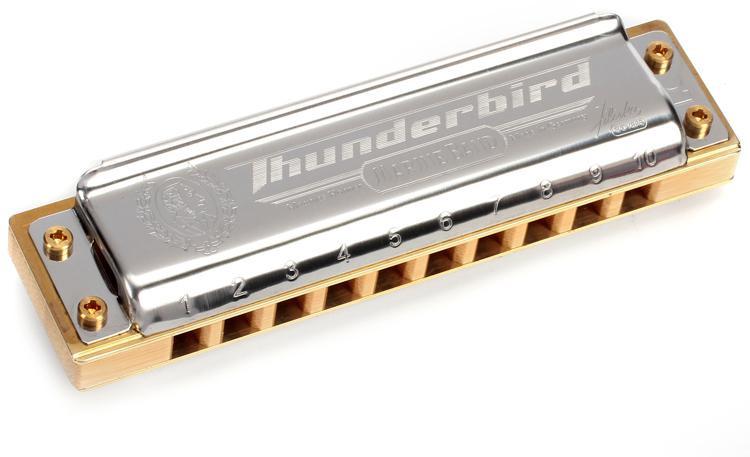 Hohner Thunderbird - Key of Low C image 1
