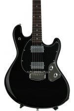 Ernie Ball Music Man StingRay Guitar - Black