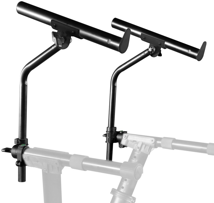 Ultimate Support VSIQ-200B - Second-tier Keyboard Stand image 1
