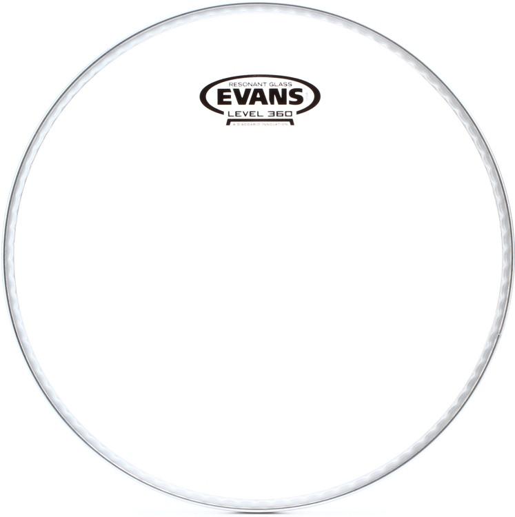 Evans Resonant Glass Drumhead - 10
