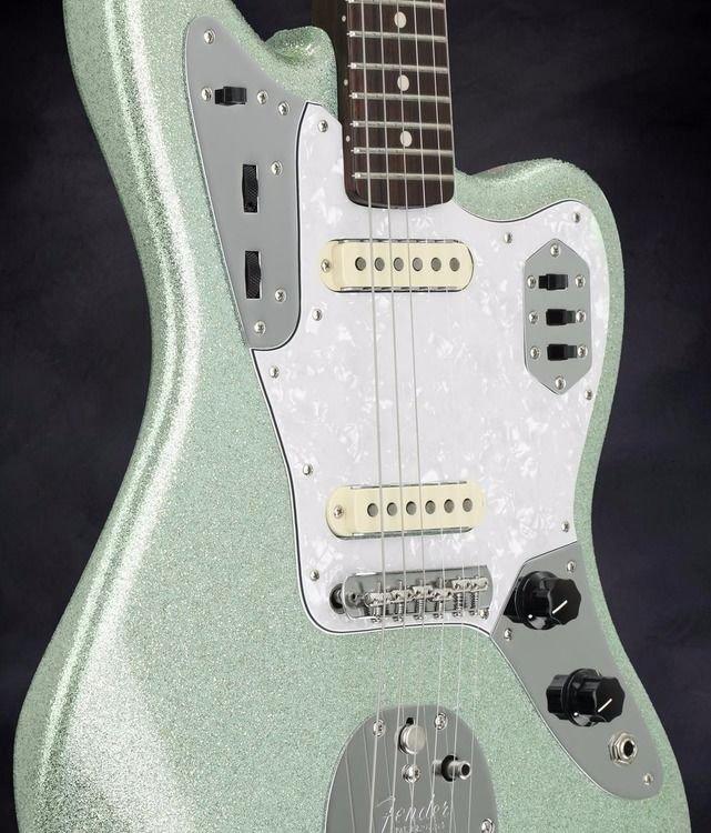 Fender Jaguar Sweetwater: Fender Custom Shop 1960s Jaguar NOS, Masterbuilt By Greg