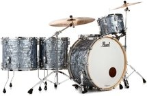 Pearl MCC Reference Pure 5-piece Shell Pack - Molten Silver Pearl