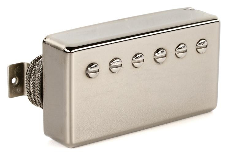 Gibson Accessories \'57 Classic Pickup - Nickel, Neck or Bridge, 2-Conductor image 1
