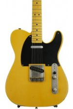LsL Instruments T-Bone with Ash Body - Lightly Aged Butterscotch Blonde