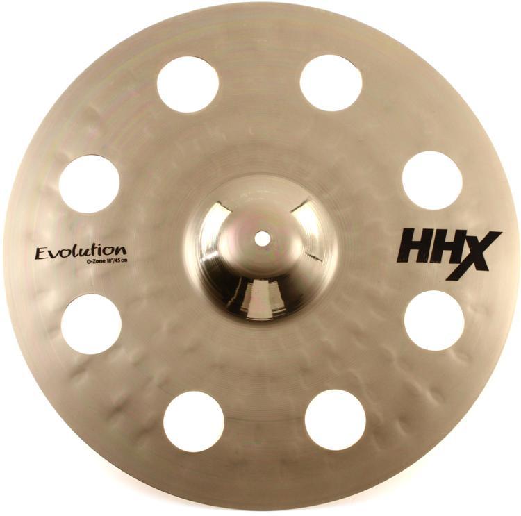 Sabian HHX Evolution O-Zone Crash - 18