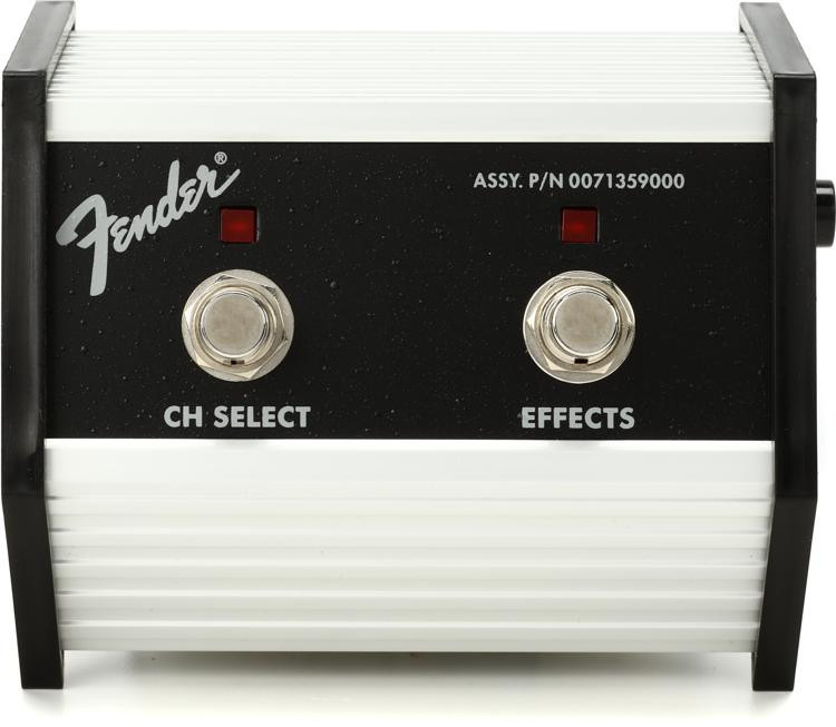Fender Champ Footswitch Pedal image 1