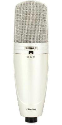 KSM44A Large-diaphragm Condenser Microphone