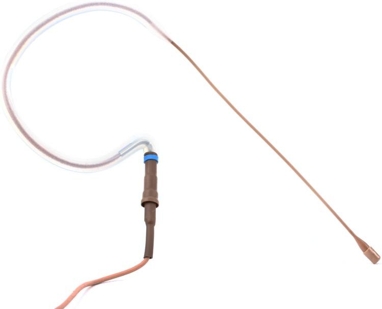 Countryman E6i Omnidirectional Earset for Electro-Voice - Omni, Speaking, Tan image 1