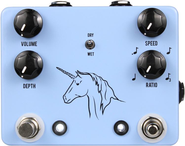 JHS Unicorn Analog Uni-Vibe Pedal image 1
