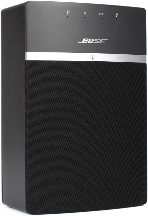 Bose SoundTouch 10 Wireless Music System - Black image 1