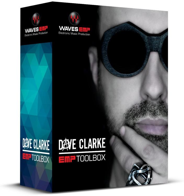 Waves Dave Clarke EMP Toolbox Plug-in Bundle image 1